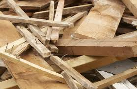 recycled wood waste recycling disposal pallets timber furniture brist