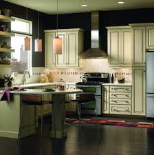 How To Makeover Kitchen Cabinets 100 Easy Kitchen Makeover Ideas Diy Painted Red Cabinets In