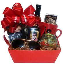 Themed Gift Basket Ideas Memphis Gift Baskets Elvis Gift Basket Welcome To Memphis