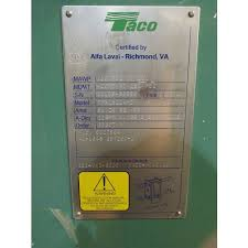 m2 to sq ft alpha laval taco plate heat exchanger 2004 tpx151l m2 51 24 sq ft used