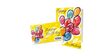 cards for birthday birthday gift cards customize a visa gift card giftcards
