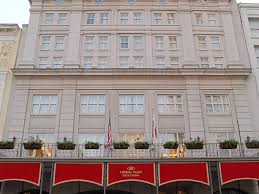new orleans hotels french quarter crowne plaza at bourbon ihg