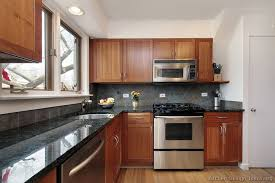 Traditional Kitchen Designs by Pictures Of Kitchens Traditional Medium Wood Kitchens Cherry