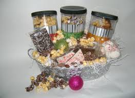 popcorn gift baskets 2015 gift baskets and gifts in the present