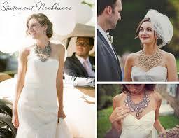 earrings with statement necklace images How to wear statement bridal jewelry from fragments jewelry jpg