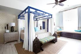 Modern Canopy Bed Modern Canopy Bed Bedroom Mediterranean With Window Seat Striped