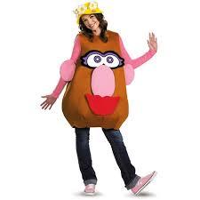 5xl Halloween Costumes Potato Head Halloween Costume Walmart