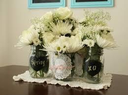 Mason Jar Floral Centerpieces Spring Flower Bouquets U0026 Centerpieces Mason Jar Crafts