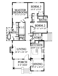8 bedroom house floor plans whittier bungalow house plan nc0082 design from allison ramsey