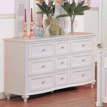 sandy beach bedroom collection white dresser in white jeromes