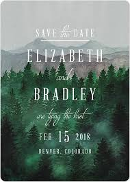 Save The Date Wedding Invitations Save The Date Etiquette Tips