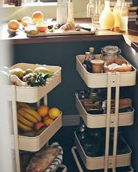 Kitchen Trolley Ideas 60 Smart Ways To Use Ikea Raskog Cart For Home Storage Digsdigs