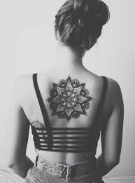 66 modern mandala tattoos on back