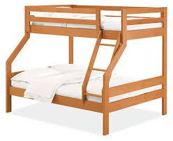modern bunk bed waverly kids wood bunk bed modern bunk beds loft beds modern