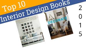 10 Best Interior Design Books 2015