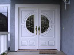 Back Exterior Doors Modern Glass Exterior Doors The Simplicity Design