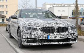 next generation bmw 5 series tipped for detroit 2017 debut