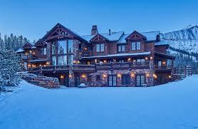 Kardashian Houses House Of The Year A Big Sky Manor Wins Wsj