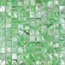 shell tile backsplash mother of pearl mosaic tiles green square shell tile backsplash bk02