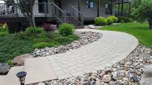 natural stone paver and precast concrete steps and walkways ns