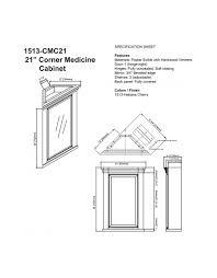 fairmont designs 1513 cmc21 shaker americana 21