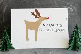 l e d reindeer greeting card hideous dreadful stinky