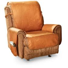 faux leather recliner cover 666210 furniture covers at