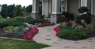 garden design with desert landscape palm landscaping ideas entry