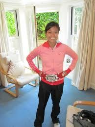The Original Challenge Me Wearing The Challenge Belt Wei Par