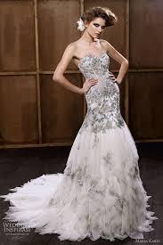 wedding dresses 2011 karin wedding dresses 2011 feather wedding gowns wedding