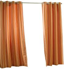 Brentwood Originals Curtains Escape Hook And Loop Tab Top Outdoor Curtain Panel