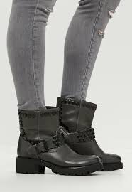 womens navy boots australia s boots faux leather and suede boots missguided