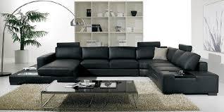 Modern Leather Living Room Set Italian Leather Sofa Set Design 2018 2019 Sofamoe Info