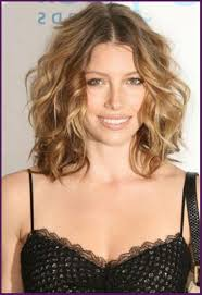 quick medium hairstyles for women curly hair