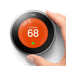 home depot nest thermostat rebate black friday nest learning thermostat 3rd generation stainless steel works