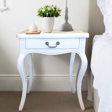 White Bedside Table Antique White Bedside Table Style