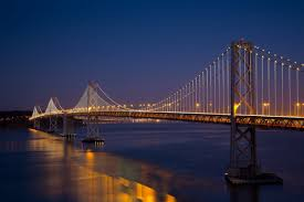 Bay Bridge Lights The Lion And The Mouse Bay Bridge Lights U2013 Tracie Grace