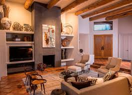 southwestern interior design style and decorating ideas