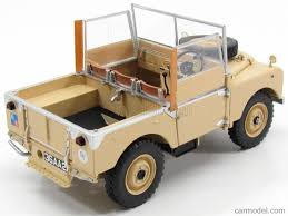 military land rover minichamps 150168911 scale 1 18 land rover land raf 1948