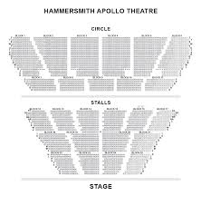hammersmith apollo eventim seating plan nativity the musical