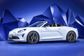 renault alpine celebration alpine sports car could spawn convertible and high performance