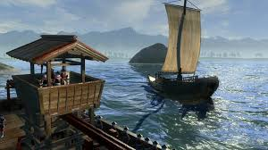 total siege the siege tower ship image total war shogun 2 mod db