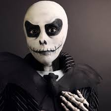 Halloween Costumes Nightmare Christmas Diy Nightmare Christmas Jack Skellington Costume Maskerix