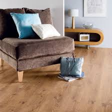 12 Mil Laminate Flooring Natural Oak Plank Effect Laminate Flooring 2 5 M Pack