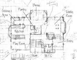 house plan layout draw floor plans