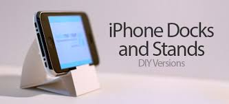 25 diy iphone docks and stands bluefaqs