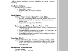 homely ideas good resume formats 11 student objective cv resume