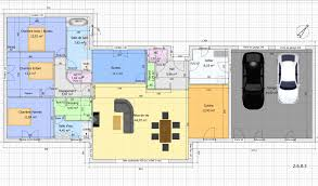 plan maison 3 chambres plain pied garage plan maison plain pied 3 chambres garage ideo energie con