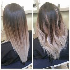 Dark Blonde To Light Blonde Ombre Best 25 Balayage Straight Hair Ideas On Pinterest Straight Hair