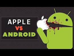 iphones vs androids iphone vs android who wins faq podcast